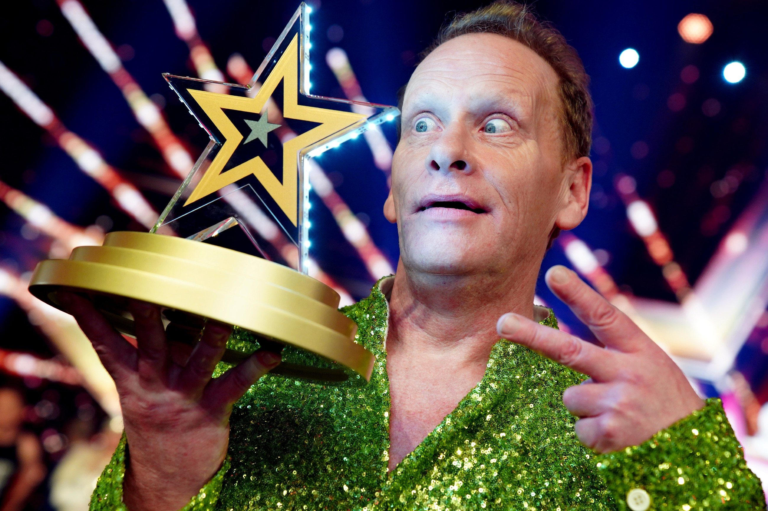 Das Supertalent 2018: Stevie Starr